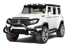 mercedes hp ares x raid is a mercedes amg g63 redo with 760 hp motor trend