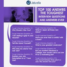 100 interview questions and answers jobzella