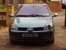 renault clio 2002 black clio andy18 2002 renault clio specs photos modification info at