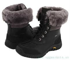 ugg boots canada sale ugg 5469 adirondack ii boots black for womens ugg uggs boots