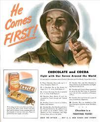 military chocolate class