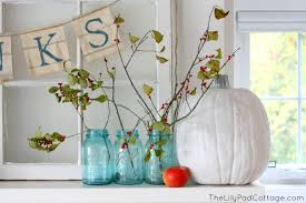 thanksgiving mantel decor the lilypad cottage