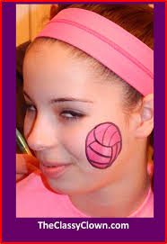29 best face painting sports images on pinterest face paintings