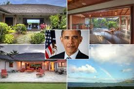 Obama Hawaii Vacation Home - presidential vacation homes