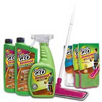 orange glo hardwood floor cleaner and system as seen on tv