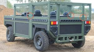 military jeep png the partisan one is a flat pack allegedly bomb proof military