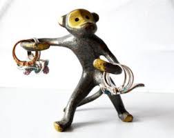modern animal ring holder images Ring trees etsy jpg
