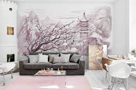 eclectic living room photos japanese mountains wall murals eclectic living room photos japanese mountains art wallswall muralseclectic