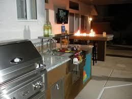 cherry wood dark roast shaker door outdoor kitchen island kits