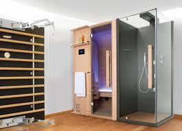 sauna in bagno sauna e bagno turco in casa ecco come rifare casa