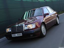 mercedes w 124 mercedes e class w124 photos photogallery with 25 pics