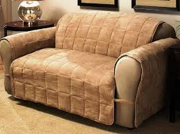 Cover Leather Sofa Recliner Sofa Covers Can Instantly Give Your Home A Fresh New