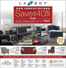 Discount Furniture Kitchener La Z Boy Canada Flyers