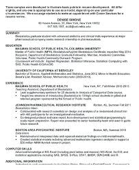 Sample Public Health Resume by Best Data Scientist Resume Sample To Get A Job