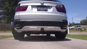 custom bmw x5 bmw x5 4 8i custom magnaflow exhaust youtube