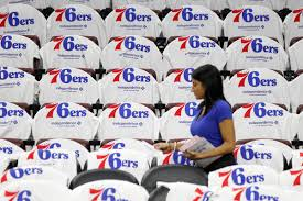 Wells Fargo Center Floor Plan Small Group Of Sixers Season Ticket Holders Hit With Dramatic