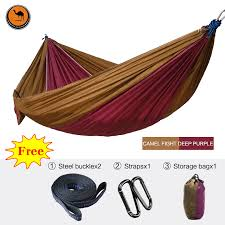 camping hammock double camp hammock with tree and 4