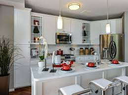 Kitchen Island Pendant Light Contemporary Kitchen With High Ceiling U0026 European Cabinets