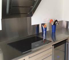 plan de travail inox cuisine plakinox plan de travail inox pour la cuisine les standards