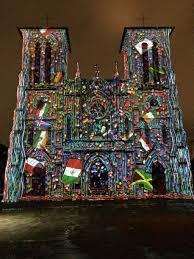 san fernando cathedral light show san fernando light show 3 susan rushton