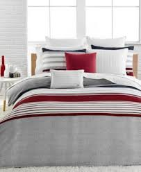 lacoste home auckland red duvet cover sets bedding collections