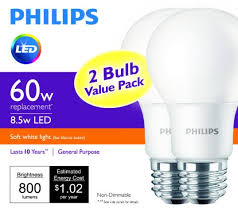 philips led light bulbs philips announces the most affordable led light bulb ever yours for