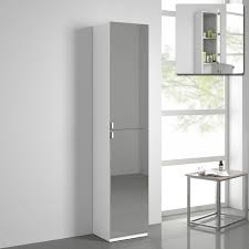 narrow wall cabinet with doors creative cabinets decoration