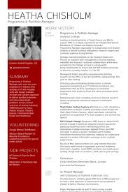 Case Manager Resume Sample by Portfolio Manager Resume Samples Visualcv Resume Samples Database