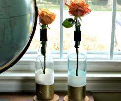 How To Paint Inside Glass Vases 24 Stunning Wine Bottle Centerpieces You Never Thought Could