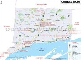 road map connecticut usa connecticut map map of connecticut ct