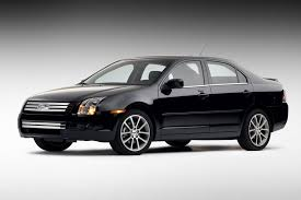 types of ford fusions 2008 ford fusion overview cars com