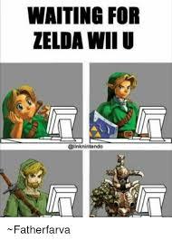 Wii U Meme - 25 best memes about zelda wii u zelda wii u memes