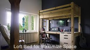 most amazing loft bed ideas with with stairs and desk youtube
