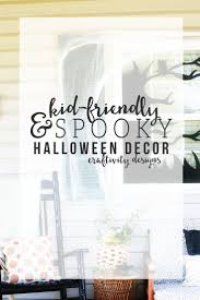 spooky halloween decorations for kids spooky halloween