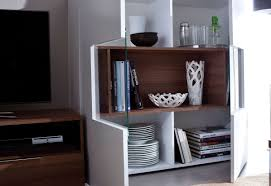 Contemporary Wall Units Grand Contemporary Wall Unit With Glass Doors And A Shelf