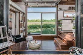 alpha a luxurious tiny house by new frontier tiny homes