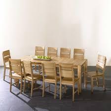 Esszimmerst Le Naturholz Tisch Und Stühle Animaria Aus Kernbuche Massivholz Wohnen De