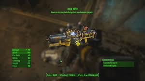 Fallout 4 Map With Locations by Fallout 4 How To Get The Tesla Rifle And Tesla Power Armor Usgamer