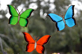 glass door stickers butterfly decor butterfly glass door decal tile decal faux