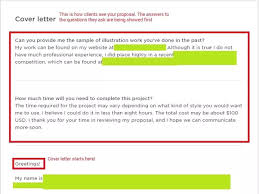 how to write a proposal on upwork for transcription
