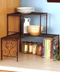 kitchen storage shelves ideas kitchen counter organizer kitchen counter shelf rack kitchen