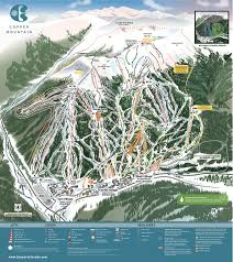 Breckenridge Ski Map Copper Mountain Resort Reviews U0026 Ratings Onthesnow