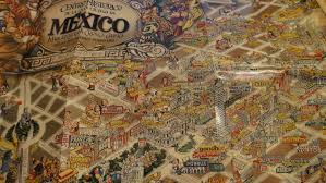 Taxco Mexico Map by Tamanahachiharu U0027s Blog Travel Memories