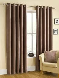 Whitworth Duck Egg Lined Curtains Rico Eyelet Mink Ready Made Curtains