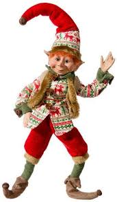 christmas elves christmas figures for decorating shelley b home and