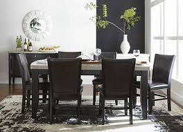 Black And White Dining Room Sets Dining Chairs Havertys