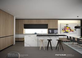 kitchen and lounge design combined minosa the modern living room kitchen lounge dine