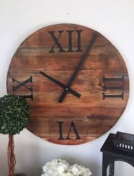 12 best wall clock images on big wall clocks large