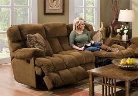 fabric recliner sofas concord