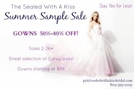 Sample Sale Wedding Dresses 5 Reasons To Shop A Sample Gown Sale Richmond Weddings